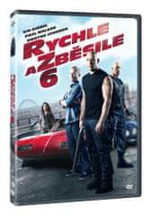 Rychle a zběsile 6 - DVD