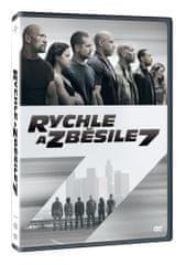Rychle a zběsile 7 - DVD