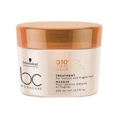 Schwarzkopf Prof. Maska pre jemné až normálne vlasy BC Bonacure Time Restore Q10 (Treatment)