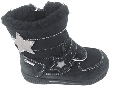 Primigi dívčí zimní obuv 20 modrá