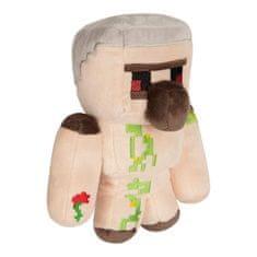 J!NX Minecraft happy explorer iron golem, plišana igračka
