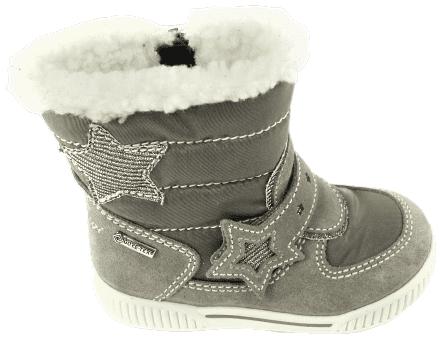 Primigi dekliški zimski čevlji 20, rjavi