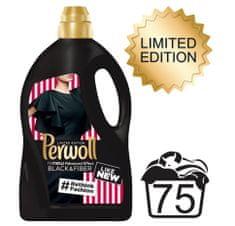 Perwoll Black Rethink Fashion gel za pranje črnih oblačil, 4,5 l