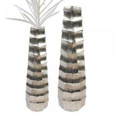 Papillon Hliníková váza Kronos, 58 cm