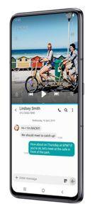 Samsung Galaxy A80, více oken na jedné obrazovce, multitasking