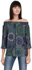 Desigual ženska bluza Blus Amandine