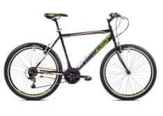 Capriolo MTB Passion M bicikl, 26/18HT black-w