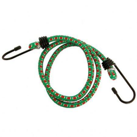 CarPoint elastična vrv, kavelj 8mm, 80cm, SLG/GS B