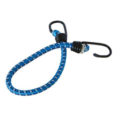 CarPoint elastična vrv, kavelj 8mm, 40cm, SLG/GS B