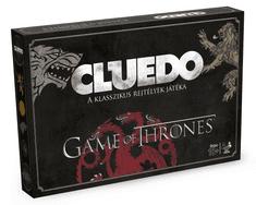 Cluedo Game of Thrones HU
