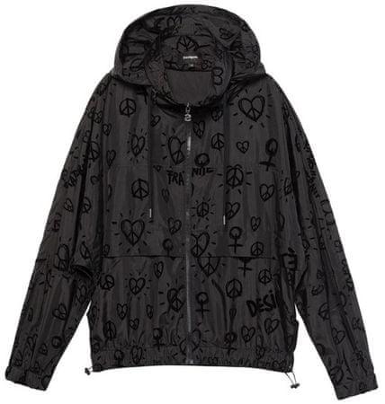 110532c50 Desigual dámská bunda Chaq Pure 36 čierna | MALL.SK