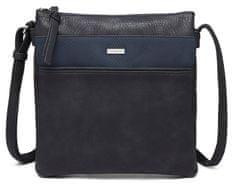 Tamaris tmavě modrá crossbody kabelka Khema Crossbody Bag M 3243192