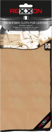 Rexxon krpa iz mikrovlaken za usnje 35x35