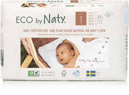 NATY plenice 1 Newborn (2-5 kg) 25 kosov