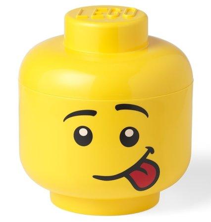 LEGO Úložná hlava (velikost S) - silly
