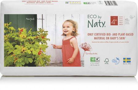 NATY plenice Maxi+ (4+), 9-20 kg, ECONOMY PACK, 42 kosov