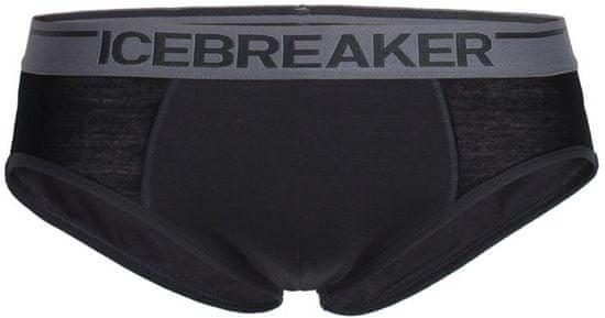 Icebreaker Mens Anatomica Briefs Black L
