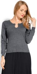 CACHEMIRE FRANCAIS ženski pulover