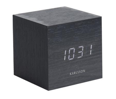 Karlsson KA5655BK namizna ura