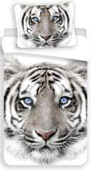 Jerry Fabrics posteljina Bijeli tigar