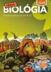 Kolektív autorov: Hravá biológia 9 PZ ( 2.vyd.)