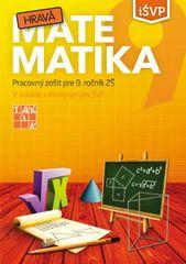 Kolektív autorov: Hravá matematika 9 PZ ( 3.vyd.)