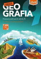 Kolektív autorov: Hravá geografia 9 PZ ( 3.vyd.)