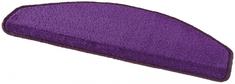 Hanse Home Sada 15ks nášlapů na schody: Fancy 103005 fialové