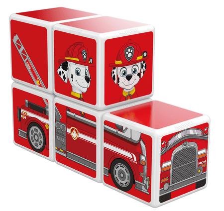 Geomag Magicube Mancs őrjárat: Tűzoltók