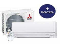 Mitsubishi stenska klimatska naprava MSZ-DM35VA / MUZ-DM35VA