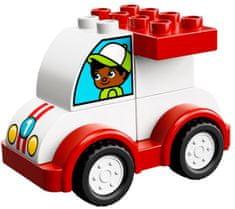 LEGO DUPLO 10860 Moj prvi dirkalni avto