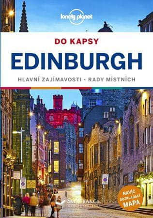 Wilson Neil: Edinburgh do kapsy - Lonely Planet