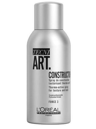 Loreal Professionnel Thermoaktív spray a hajszerkezet javítására(Thermo Active Spray For Texture And Hold) 150 ml