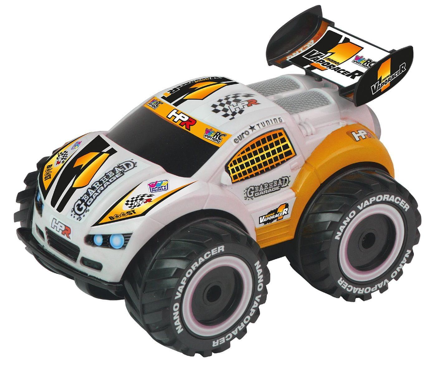 Dárek pro teenagery obojživelné auto VaporaceR Amphibious Happy People