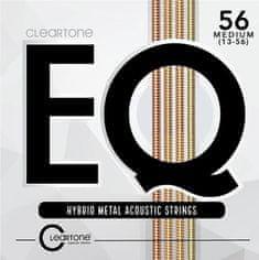 Cleartone EQ 13-56 Medium Kovové struny na akustickú gitaru