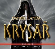 Landa Daniel: Krysař 1996 - 2018 (2x CD) - CD