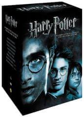 Harry Potter - Kompletní kolekce (16DVD) - DVD