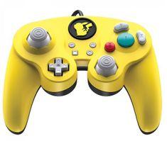 PDP Nintendo Switch, Pikachu, igralni plošček, rumen