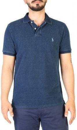 Ralph Lauren moška polo majica, M, modra