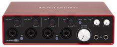 Focusrite Scarlett 18i8 2nd Gen USB zvuková karta