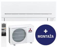 Mitsubishi MSZ-AP50VG / MUZ-AP50VG stenska klimatska naprava + montaža