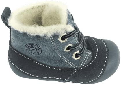 Primigi buty chłopięce za kostkę 18 niebieskie