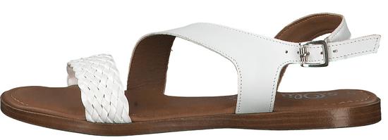 s.Oliver dámské sandály 36 bílá