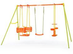 Kettler ljuljačka Swing 4, metalna