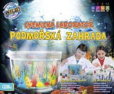 Albi Chemické laboratórium - Podmorská záhrada
