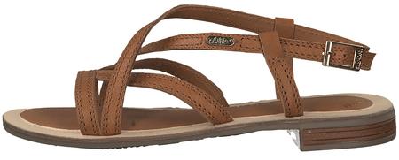 s.Oliver dámské sandály 38 hnědá