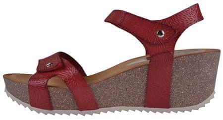 Damskie sandały 5106G / B1-6 Grab. 162 Rojo (rozmiar 39)