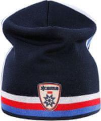 Kama czapka Merino Kama A140 ciemnoniebieska