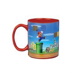 Paladone Super Mario Heat Change, skodelica