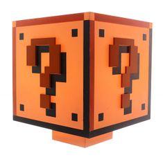 Paladone Super Mario Question Block Light, svjetiljka